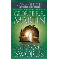 A Song of Ice and Fire: Book 3: A Storm Of Swords